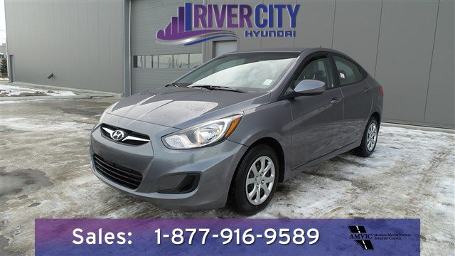 Pre Owned 2014 Hyundai Accent 4dr Car In Edmonton 14e0592